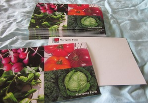 Mariquita Farm Postcards